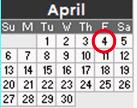 April 2014