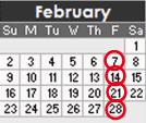 Feb 2014
