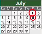July 11 2014
